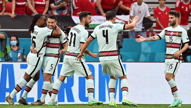 camisetas de futbol Portugal