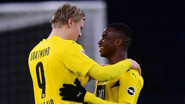 comprar camisetas de futbol Borussia Dortmund
