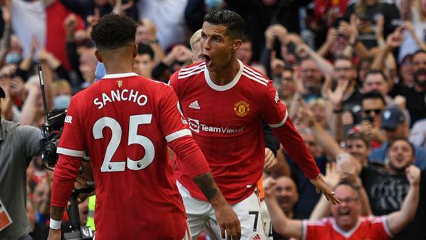 comprar camisetas de futbol Manchester United