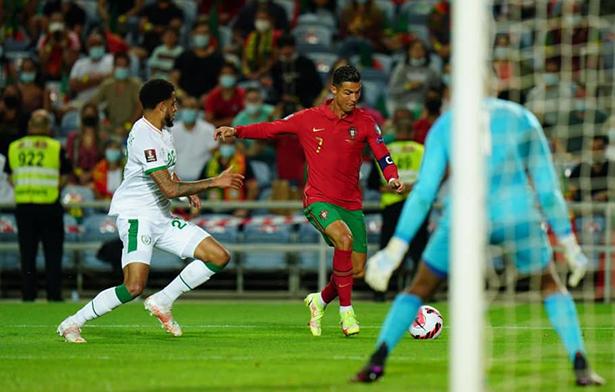 Cristiano Ronaldo bate récord internacional masculino de goleadores